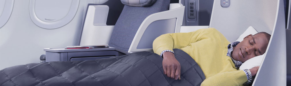 A321T fully lie-flat Business Class seats